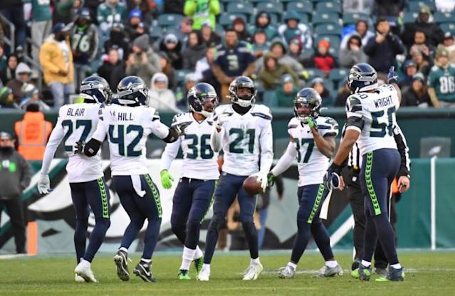 FILE PHOTO: NFL: Seattle Seahawks at Philadelphia Eagles