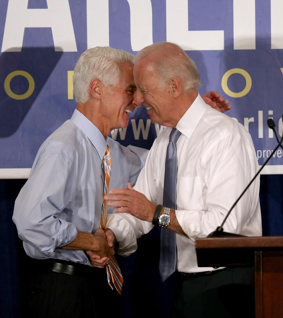 "<h1 class=""title"">Joe Biden Campaigns With Charlie Crist In Florida</h1><cite class=""credit"">Getty Images</cite>"