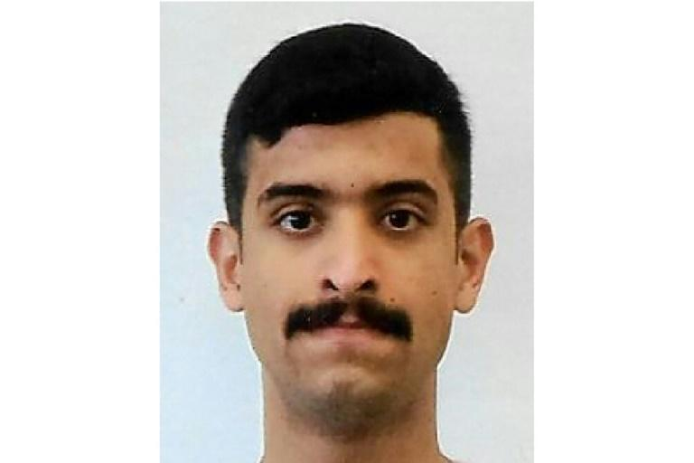 Alshamrani, 21, was motivated by jihadist ideology, Attorney General Bill Barr said (AFP Photo/Handout)