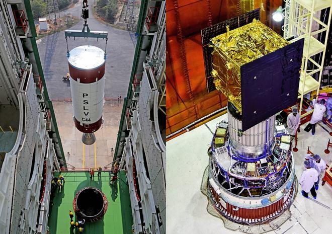 ISRO PSLV launches