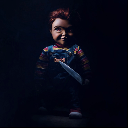 Chucky gets a makeover for the 2019 reboot of 'Child's Play' (Photo: Orion Pictures)