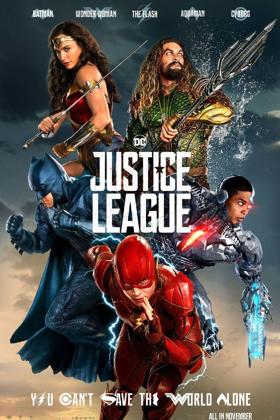 "<p>Despite the consistent crap that Warner Bros. and DC produced for the better part of the 2010s, I wanted<em> Justice League</em> to be good. After the triumph that was <em>Wonder Woman</em>, the DC universe was primed to make a huge comeback with <em>Justice League</em>. Instead, the only joy to be had in this film is to watch Gal Gadot's Wonder Woman constantly put Ben Affleck's Batman in his place. It also, to its credit, included the most 2017 exchange imaginable. In one scene, The Flash asks Bruce Wayne a question that we've all been wondering for decades: What, exactly, are Batman's superpowers anyway? Wayne, with the utmost sincerity, replies: ""I'm rich.""</p>"