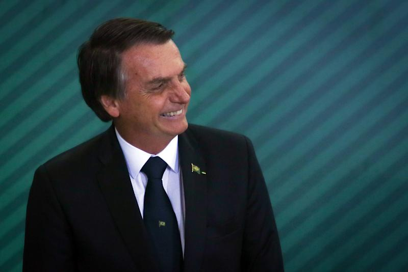 Brazil Seeks Nuclear Pact With U.S. During Bolsonaro's Visit