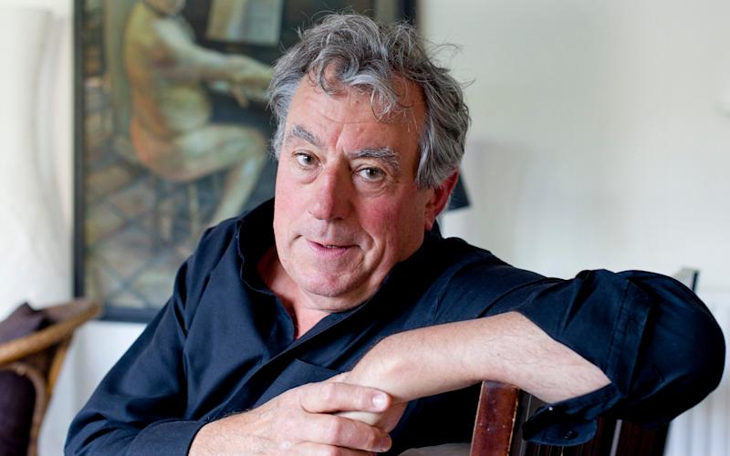 It was announced on Wednesday that Terry Jones, founder member of Monty Python, had died at 77. He was diagnosed with a rare form of dementia in 2016. - Geoff Pugh
