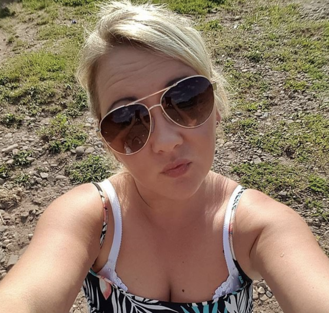 Kerri-Ann Assirati, 32, had spent Christmas with her family before the tragic crash the following morning (WALES NEWS SERVICE)