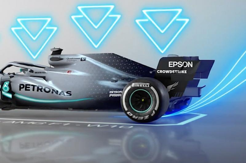 Video: How an F1 car's diffuser works