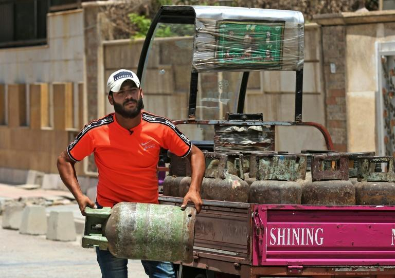 The singing gas deliveryman used to be a tradition across Iraq, now Baghdad's Mountazar Abbas is the only one left