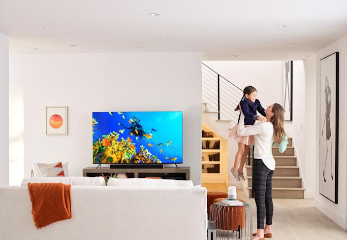 Grab this 65-inch 4K TV for less than $1,000. (Photo: Walmart)