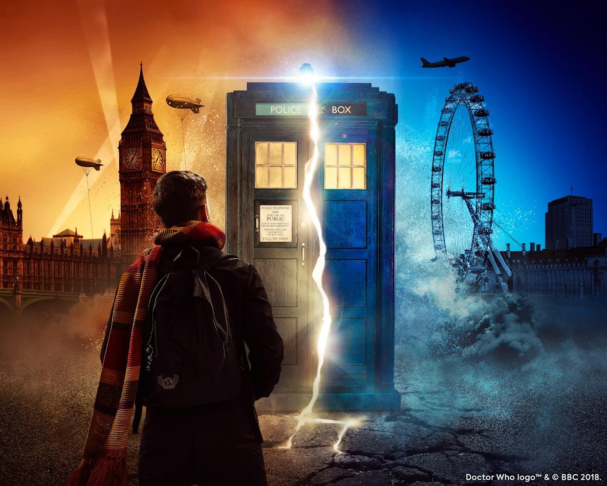 An immersive Doctor Who event has been announced for 2021