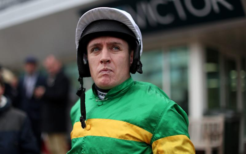 Barry Geraghty -Barry Geraghty shocks racing by announcing surprise retirement - PA