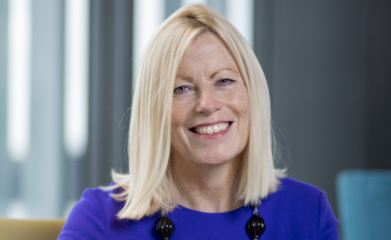 Deloitte's Sharon Thorne