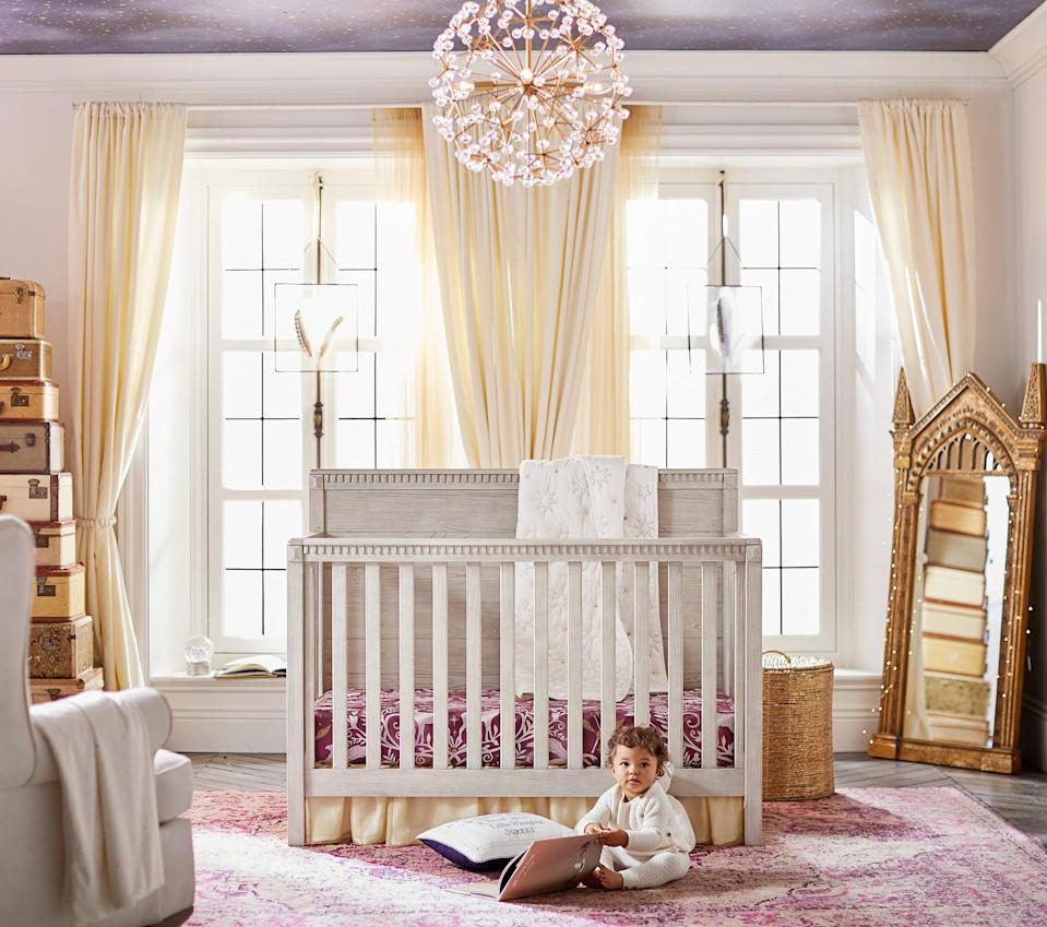 <p>This nursery is absolutely gorgeous. </p>