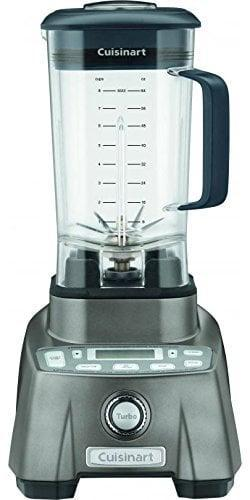 """<p>With the <a href=""""https://www.popsugar.com/buy/Cuisinart-35-Peak-Hurricane-Pro-Blender-513521?p_name=Cuisinart%203.5%20Peak%20Hurricane%20Pro%20Blender&retailer=amazon.com&pid=513521&price=230&evar1=fit%3Aus&evar9=46866669&evar98=https%3A%2F%2Fwww.popsugar.com%2Ffitness%2Fphoto-gallery%2F46866669%2Fimage%2F46866719%2FFor-Chefs-That-Want-Custom-Preset&list1=shopping%2Camazon%2Ckitchen%20tools%2Csmoothies&prop13=api&pdata=1"""" class=""""link rapid-noclick-resp"""" rel=""""nofollow noopener"""" target=""""_blank"""" data-ylk=""""slk:Cuisinart 3.5 Peak Hurricane Pro Blender"""">Cuisinart 3.5 Peak Hurricane Pro Blender</a> ($230, originally $245), you can preset a time and the memory feature will save it for you!</p>"""