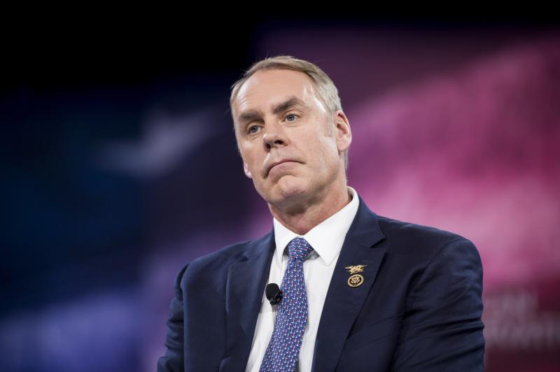 Interior Secretary Nominee Ryan Zinke to be Quizzed on Public Land Use and Coal