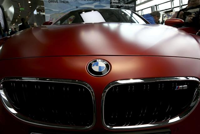 <p>No. 6: BMW Group<br> (Reuters) </p>