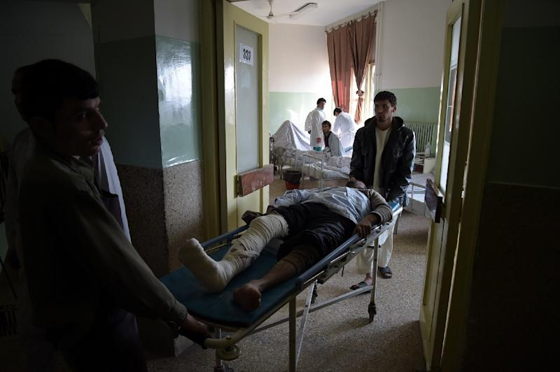 An attack on a heavily-guarded Kabul hospital has been a major source of embarrassment for the Afghan military
