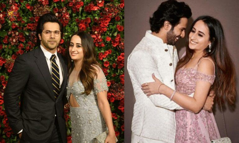 Natasha Dalal Opens Up On Her Wedding Plans And Relationship With Varun Dhawan