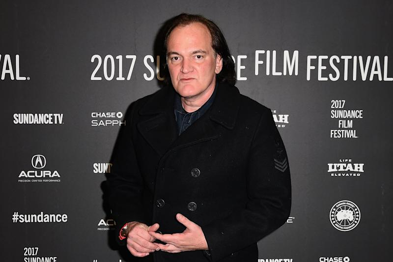 Apology: Quentin Tarantino has apologised for his remarks about Roman Polanski: Nicholas Hunt/Getty Images for Sundance Film Festival