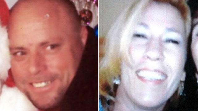 Missing Couple Found, 1 Survivor