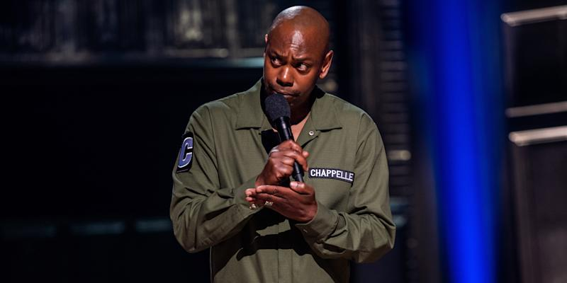 Dave Chappelle, in New Netflix Special, Says He Doesn't Believe Michael Jackson Accusers