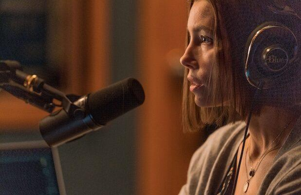Jessica Biel Is Willing to Die for Her Podcast in Facebook Watch's 'Limetown' Trailer (Video)