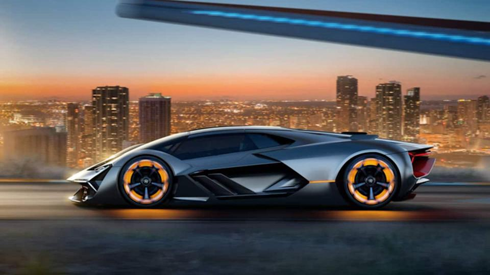 Lamborghini to launch its first all-electric car by 2030