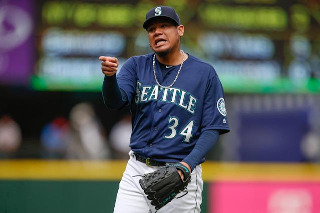 The Mariners only have a 3 percent of making the postseason. (Getty)