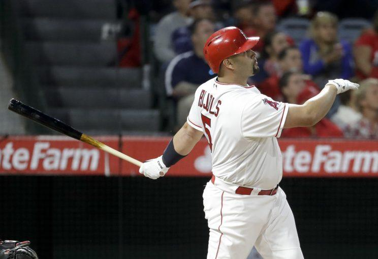Albert Pujols is just the ninth member of the 600 home run club. (AP Photo)