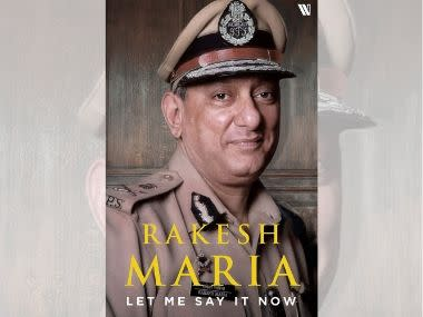 Excerpt: Rakesh Maria's tell-all book narrates sensational cases including 26/11 attacks, Sheena Bora murder case