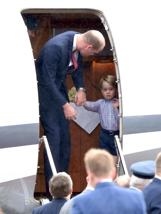 Prince William Always Breaks Royal Protocol For His Kids