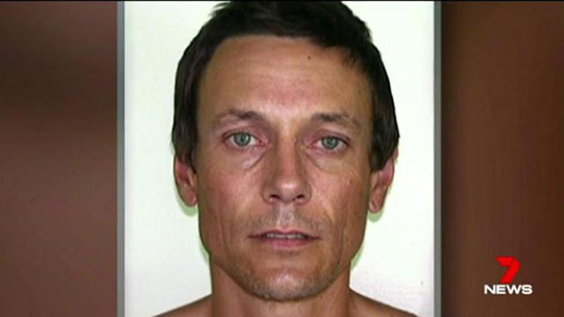 Last August, another inmate threw boiling water over Cowan and then bashed him with a mop bucket. Source: 7 News