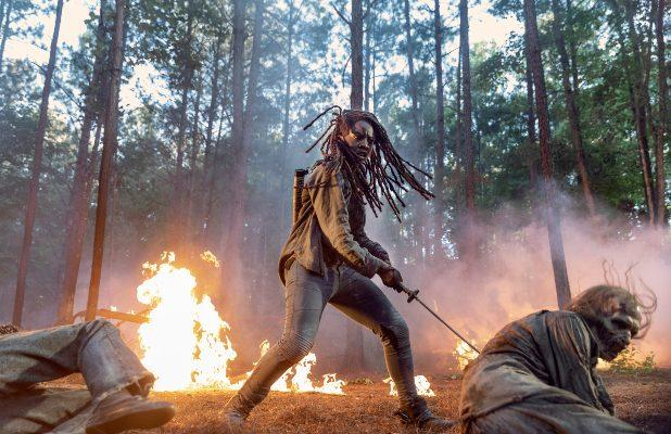 'Walking Dead' Not Close to the Finish Line Despite End of Comic, AMC Programming Chief Says