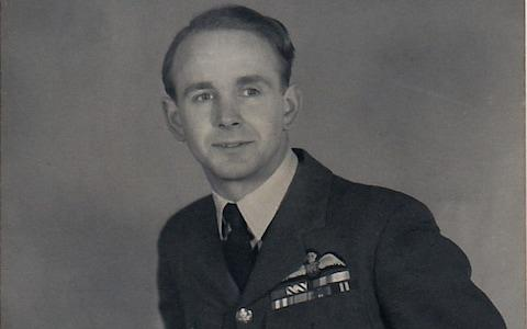 Wing Commander Gordon Hughes