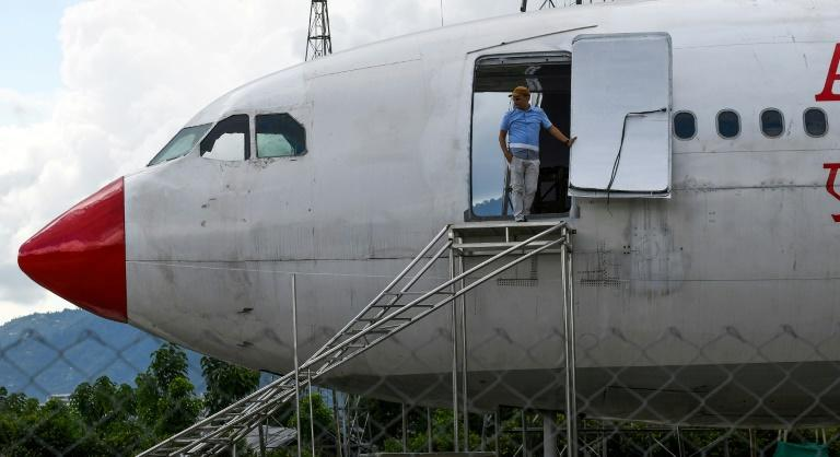 A Turkish Airlines plane that crash landed at Kathmandu airport two years ago is preparing to once again welcome ticket holders on board -- not for a flight but for a visit to the Nepali capital's first aviation museum