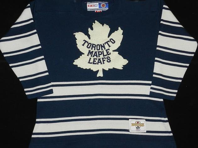 quality design a47a2 dc0a3 Is this the Maple Leafs' Winter Classic jersey?