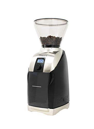 "<p><strong>Baratza</strong></p><p>amazon.com</p><p><strong>$249.00</strong></p><p><a href=""https://www.amazon.com/dp/B07QMY8GLX?tag=syn-yahoo-20&ascsubtag=%5Bartid%7C1782.g.32438475%5Bsrc%7Cyahoo-us"" rel=""nofollow noopener"" target=""_blank"" data-ylk=""slk:BUY NOW"" class=""link rapid-noclick-resp"">BUY NOW</a></p><p>This specific grinder is beloved by many—including Giorgio Milos, <a href=""https://www.illy.com/en-us/home"" rel=""nofollow noopener"" target=""_blank"" data-ylk=""slk:illy"" class=""link rapid-noclick-resp"">illy</a>'s master barista. ""My favorite for all home brew would have to be the <a href=""https://urldefense.com/v3/__https://www.williams-sonoma.com/products/baratza-virtuoso-plus-coffee-grinder/?catalogId=22&sku=8523750&cm_ven=PLA&cm_cat=Google&cm_pla=Electrics%2A20%2A3E%2A20Coffee%2A20%2A26%2A20Espresso%2A20Grinders&cm_ite=8523750&gclid=CjwKCAjwkun1BRAIEiwA2mJRWbaB1bA1mASCxGF4RYLOrwjYf8y3GBlm8K4MmfcWmurbh0HhI8dlIxoCu5gQAvD_BwE__"" rel=""nofollow noopener"" target=""_blank"" data-ylk=""slk:Baratza Virtuoso"" class=""link rapid-noclick-resp"">Baratza Virtuoso</a> at home, which works perfectly for any brews. If you're using a French Press, a burr grinder is always better since you can adjust the grind size,"" he says.</p><p>With 40 (!) grind settings, um, agreed.</p>"