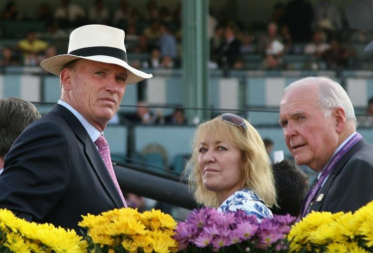 John Gosden may have been lost to racing had it not been for the love of Rachel, now his wife, at Cambridge University and of the sport itself he told AFP