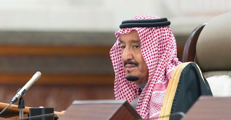 Saudi: 1st woman to be appointed as deputy amid reshuffling army promotions