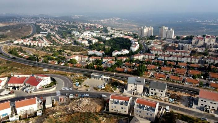 Ariel, established in 1978 in the northern West Bank, is a settlement that resembles Israeli cities within the country's internationally recognised borders (AFP Photo/JACK GUEZ)