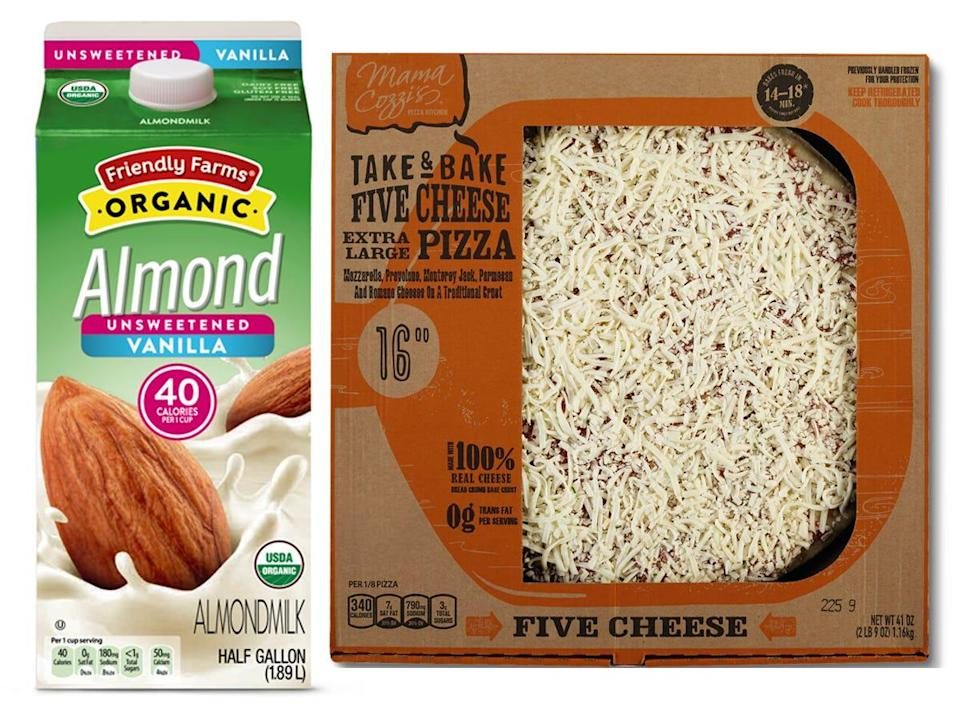 two of aldi's fan-favorite products for 2021