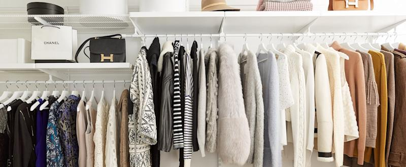 This Is How You Make Room in Your Closet For More Stuff