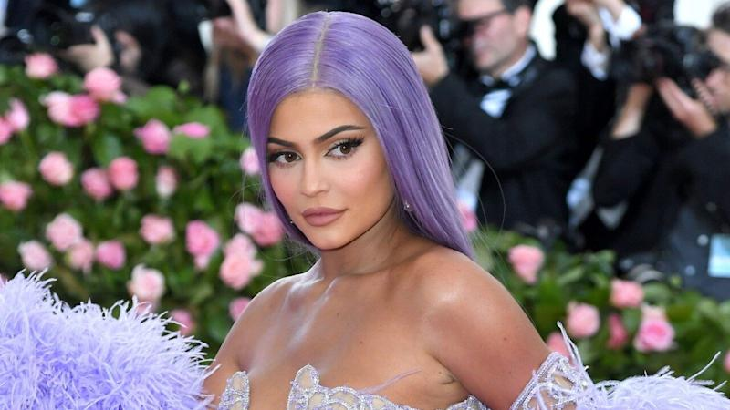 Kylie Jenner Dresses Up Daughter Stormi in Her 2019 Met Gala Look for Halloween -- See the Adorable Pics!
