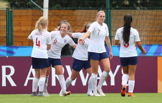 Girl power: England's women are into the quarter-finals of the U20 World Cup