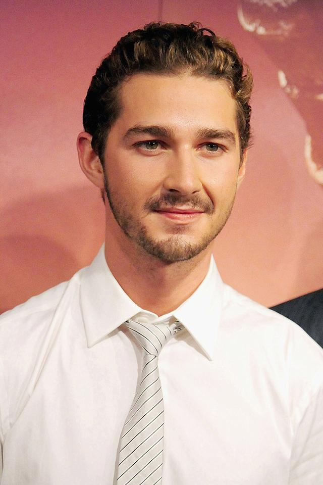 """<a href=""""http://movies.yahoo.com/movie/contributor/1804503925"""">Shia LaBeouf</a> at the Tokyo press conference for <a href=""""http://movies.yahoo.com/movie/1809943432/info"""">Transformers: Revenge of the Fallen</a> - 06/09/2009"""