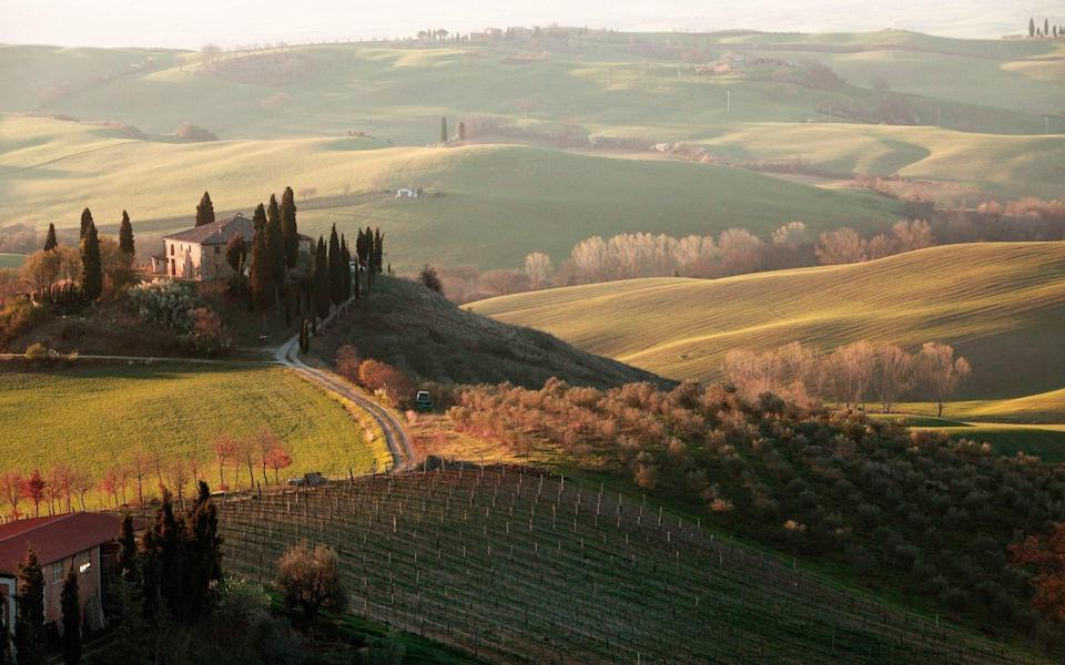 Tuscany - Getty