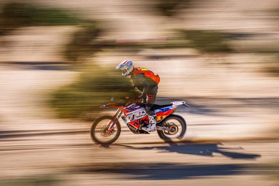 "#9 BAS Dakar KTM Racing Team: Skyler Howes<span class=""copyright"">A.S.O. </span>"