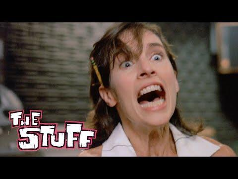 """<p><em>The Stuff </em>is the '80s B-movie that horror fans always are looking for. It's a desert....that's evil! Maybe an alien! Who knows! It's fun and it doesn't take itself seriously. Does anything else really matter?</p><p><a class=""""link rapid-noclick-resp"""" href=""""https://www.amazon.com/Stuff-Michael-Moriarty/dp/B07Z452BH8/ref=sr_1_1?dchild=1&keywords=the+stuff&qid=1627417030&s=instant-video&sr=1-1&tag=syn-yahoo-20&ascsubtag=%5Bartid%7C2139.g.37134479%5Bsrc%7Cyahoo-us"""" rel=""""nofollow noopener"""" target=""""_blank"""" data-ylk=""""slk:Stream It Here"""">Stream It Here</a></p><p><a href=""""https://youtu.be/e_ROA_ZEGfA"""" rel=""""nofollow noopener"""" target=""""_blank"""" data-ylk=""""slk:See the original post on Youtube"""" class=""""link rapid-noclick-resp"""">See the original post on Youtube</a></p>"""