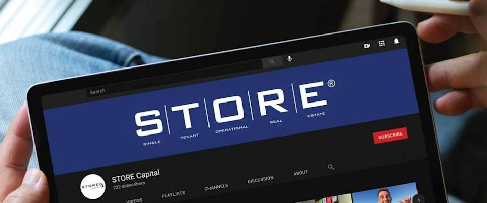 Store Captial on tablet device