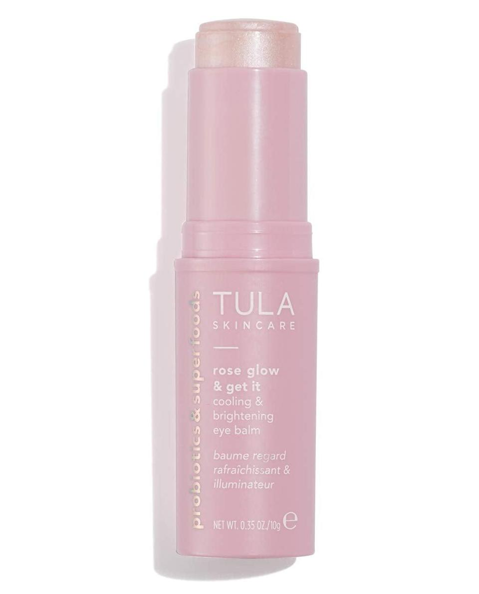 <p><span>ATULA Probiotic Skin Care Rose Glow &amp; Get It Cooling &amp; Brightening Eye Balm</span> ($23, originally $30)</p>