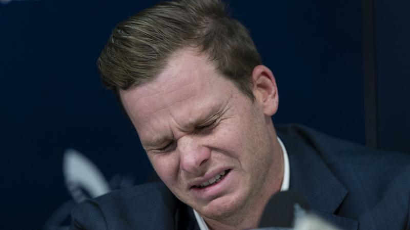 Smith opts not to appeal against Cricket Australia ban